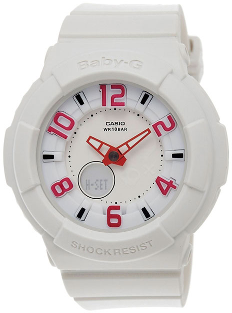 Casio Casio BGA-133-7B часы наручные casio часы baby g ba 120tr 7b