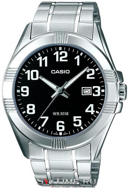 Casio Casio MTP-1308PD-1B часы casio mtp 1374d 5a