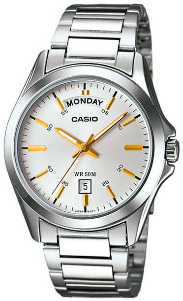 Casio Casio MTP-1370PD-7A2 часы casio mtp 1374d 5a