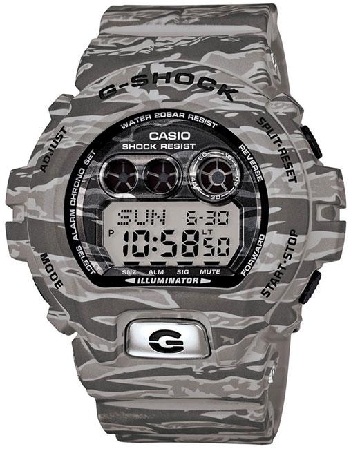 Casio Casio GD-X6900TC-8E наручные часы casio gd 120cm 5e