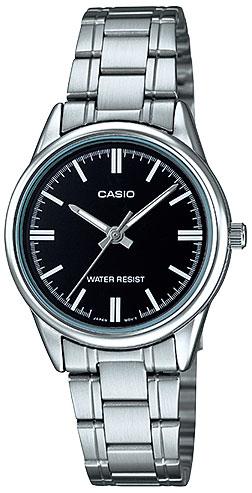 Casio Casio LTP-V005D-1A часы наручные casio часы casio ltp e118g 1a