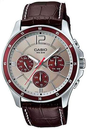 Casio Casio MTP-1374L-7A1 часы casio mtp 1374d 5a