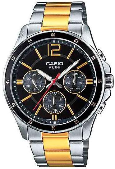 Casio Casio MTP-1374SG-1A часы casio mtp 1374d 5a