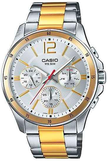 Casio Casio MTP-1374SG-7A часы casio mtp 1374d 5a