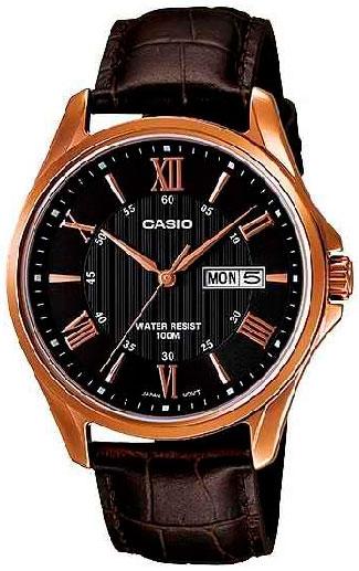 Casio Casio MTP-1384L-1A часы casio mtp 1374d 5a