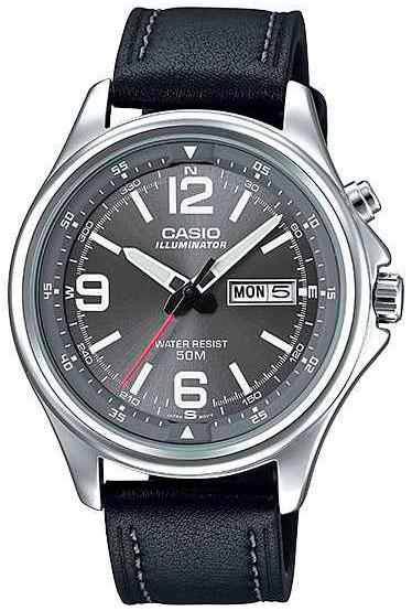 Casio Casio MTP-E201L-8B часы casio mtp 1374d 5a