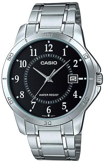 Casio Casio MTP-V004D-1B часы casio mtp 1374d 5a