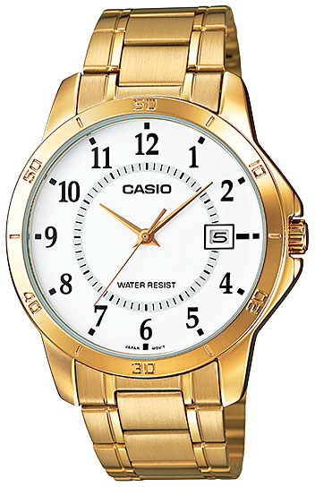 Casio Casio MTP-V004G-7B часы casio mtp 1374d 5a
