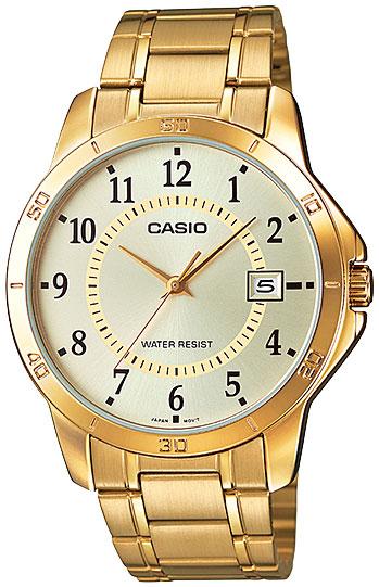 Casio Casio MTP-V004G-9B часы casio mtp 1374d 5a