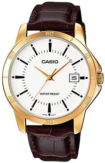 Casio Casio MTP-V004GL-7A часы casio mtp 1377l 5a