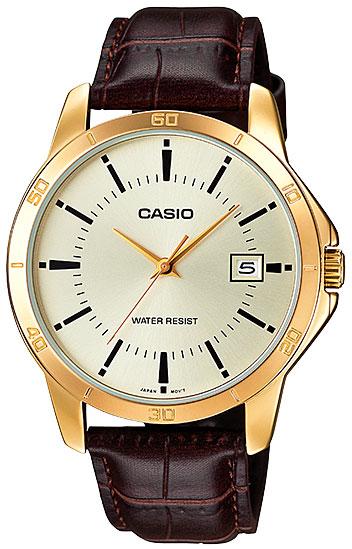 Casio Casio MTP-V004GL-9A часы casio mtp 1374d 5a