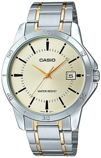 Casio Casio MTP-V004SG-9A часы casio mtp 1374d 5a