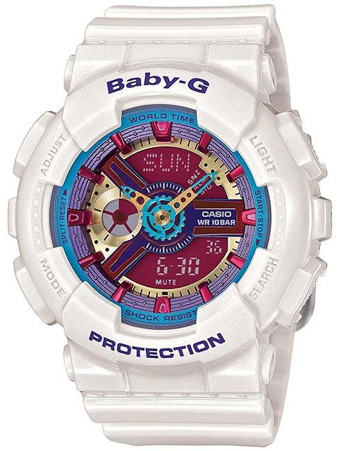 Casio Casio BA-112-7A женские часы casio ba 110tx 1a