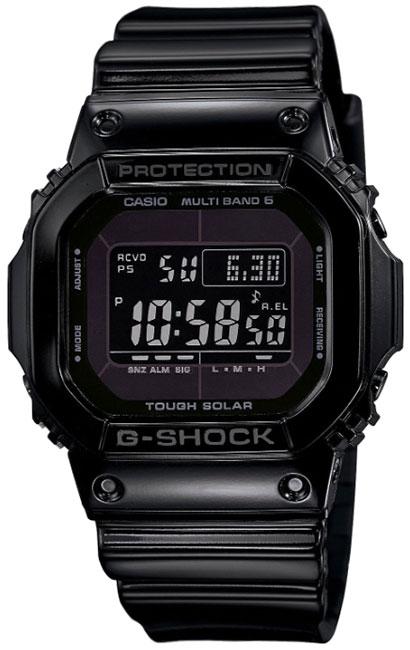 Casio Casio GW-M5610BB-1E часы casio g shock gw 7900b 1e