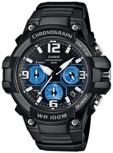 Casio Casio MCW-100H-1A2 часы casio collection mcw 100h 3a black green