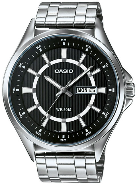 Casio Casio MTP-E108D-1A часы casio mtp e108d 7a