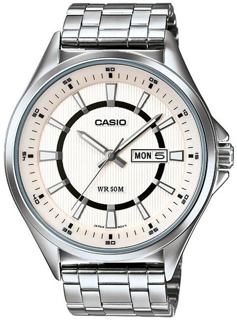 Casio Casio MTP-E108D-7A часы casio mtp e108d 7a