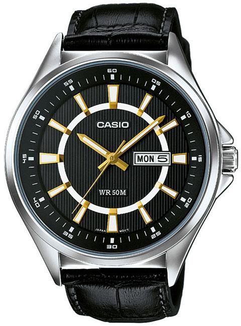 Casio Casio MTP-E108L-1A часы casio mtp 1374d 5a