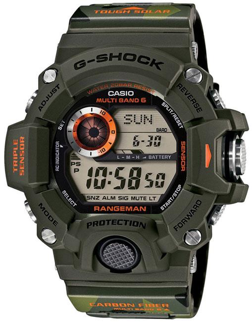 Casio Casio GW-9400CMJ-3E casio gd 100ms 3e
