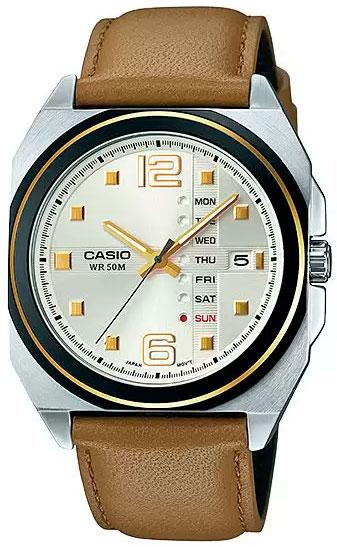 Casio Casio MTF-117BL-9A часы casio mtf 118l 7a
