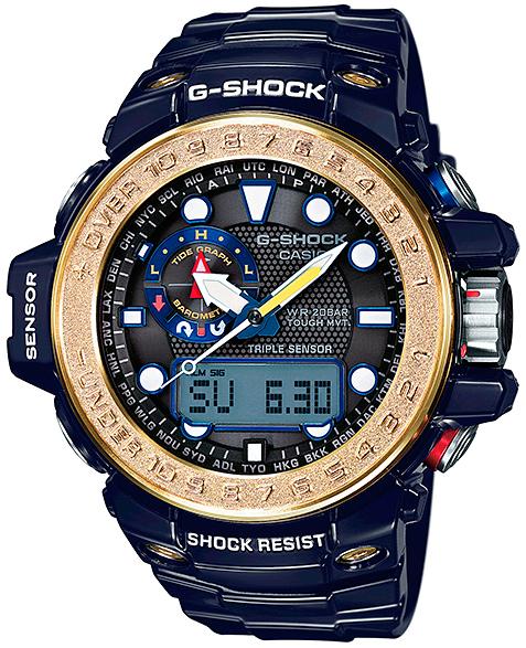 Casio Мужские японские спортивные наручные часы Casio GWN-1000E-8A