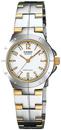 Casio Casio LTP-1242SG-7A часы casio ltp e104l 7a