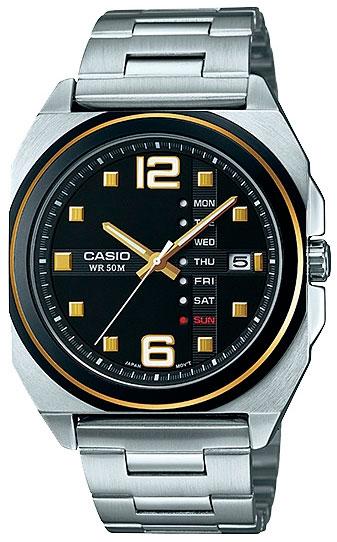 Casio Casio MTF-117BD-1A часы casio mtf 118l 7a