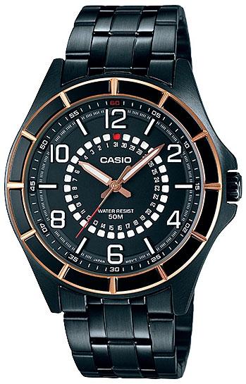 Casio Casio MTF-118B-1A часы casio mtf 118l 7a