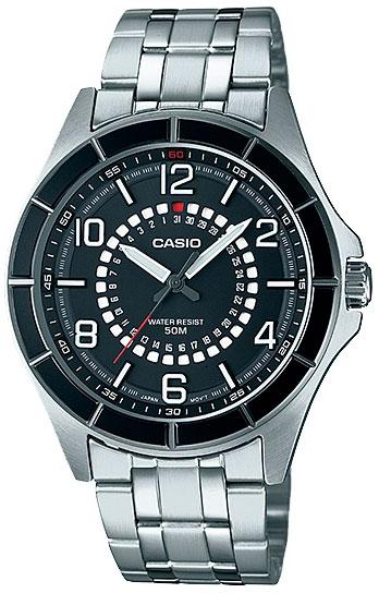Casio Casio MTF-118BD-1A часы casio mtf 118l 7a