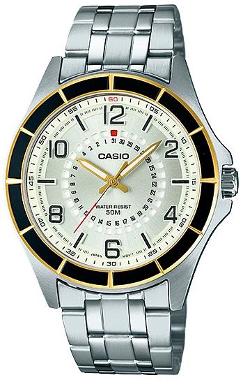 Casio Casio MTF-118BD-9A часы casio mtf 118l 7a