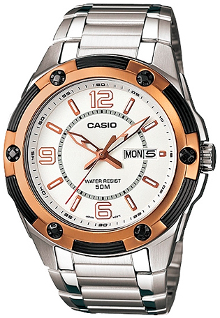 Casio Casio MTP-1327D-7A часы casio mtp e108d 7a