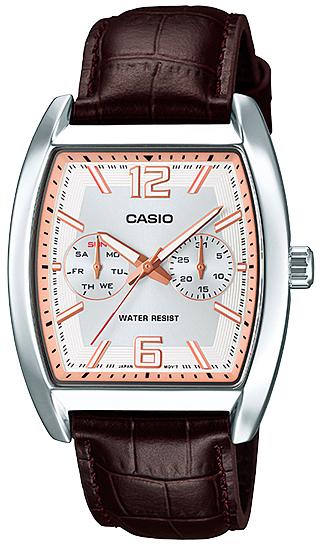 Casio Casio MTP-E302L-7A часы casio mtp e108d 7a