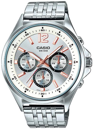 Casio Casio MTP-E303D-7A часы casio mtp e108d 7a
