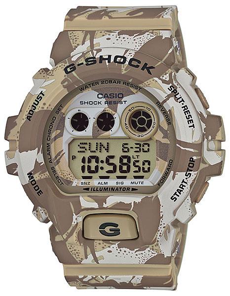 Casio Casio GD-X6900MC-5E мужские часы casio gd x6900mc 1e