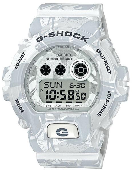 Casio Casio GD-X6900MC-7E мужские часы casio gd x6900mc 1e