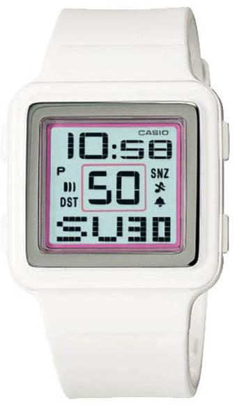 Casio Casio LDF-20-7A женские часы casio ldf 52 7a