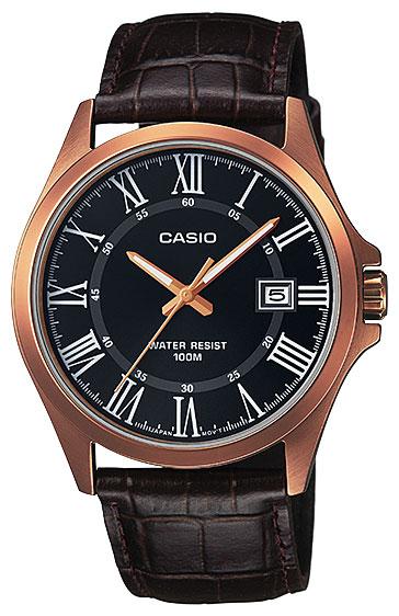Casio Casio MTP-1376RL-1B часы casio mtp 1374d 5a