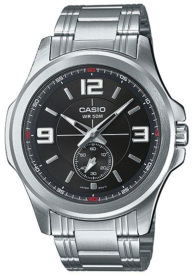 Casio Casio MTP-E112D-1A часы casio mtp 1374d 5a