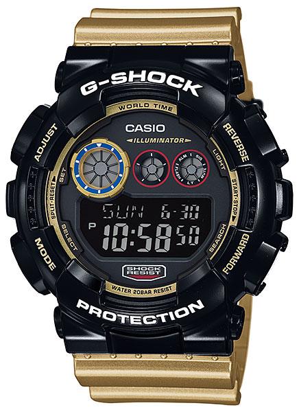 Casio Casio GD-120CS-1E casio часы casio gd 120cs 1e коллекция g shock