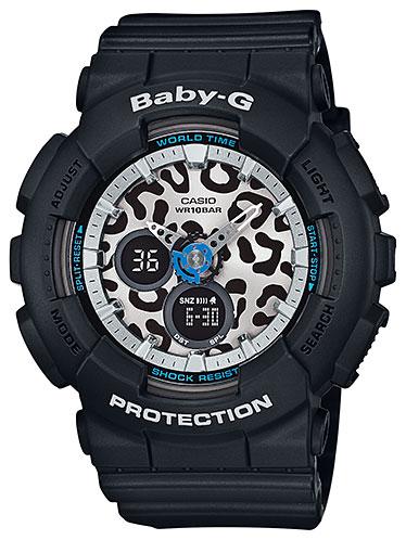 Casio Casio BA-120LP-1A женские часы casio ba 110tx 1a