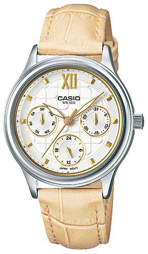 Casio Casio LTP-E306L-7A casio ltp e306l 7a