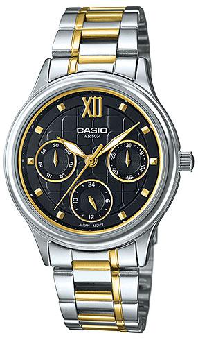 Casio Casio LTP-E306SG-1A часы наручные casio часы casio ltp e118g 1a