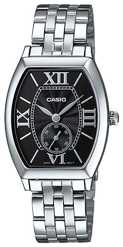 Casio Casio LTP-E114D-1A часы наручные casio часы casio ltp e118g 1a