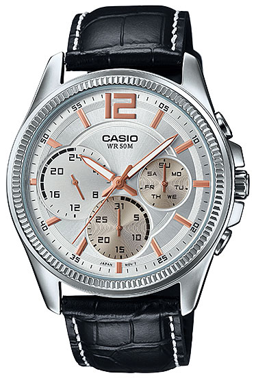 Casio Casio MTP-E305L-7A часы casio mtp 1374d 5a
