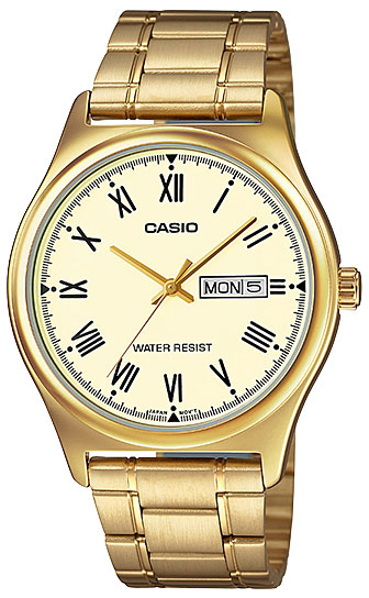 Casio Casio MTP-V006G-9B часы casio mtp 1374d 5a