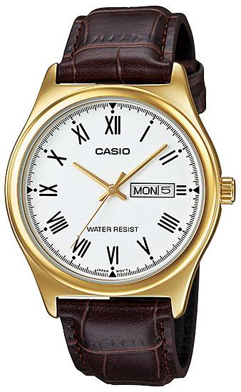 Casio Casio MTP-V006GL-7B часы casio mtp 1374d 5a