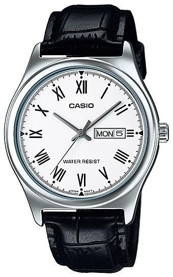 Casio Casio MTP-V006L-7B часы casio mtp 1377l 5a
