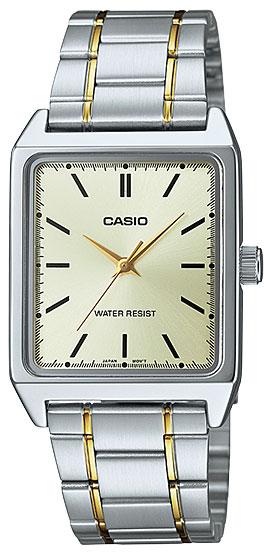 Casio Casio MTP-V007SG-9E часы casio mtp 1374d 5a