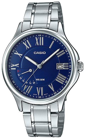 Casio Casio MTP-E116D-2A casio mtp 1221a 2a
