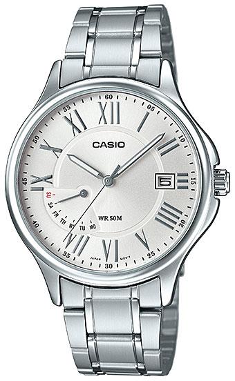 Casio Casio MTP-E116D-7A часы casio mtp 1374d 5a